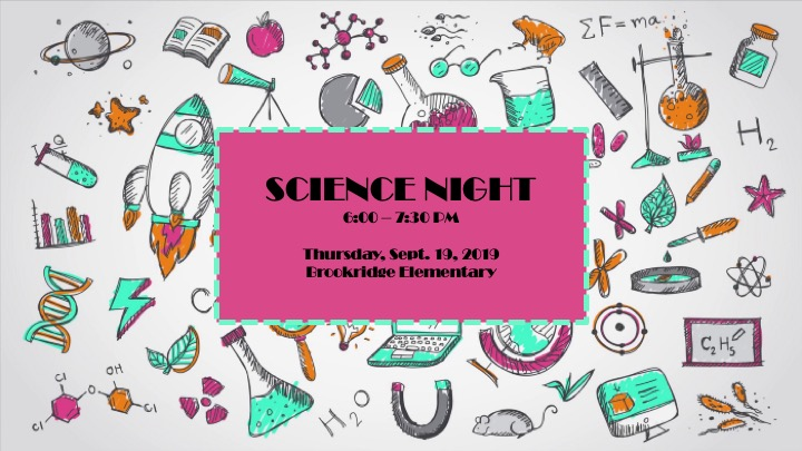 Science Night @ Brookridge Elementary